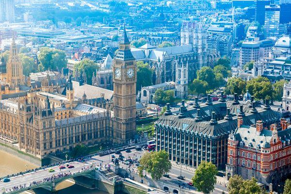 Minicruise Londen!