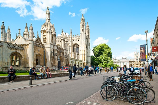 Cambridge universiteit