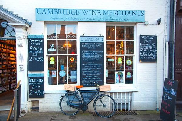 Cambridge Kings Passage