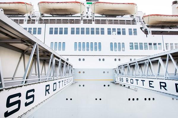 ss Rotterdam entree