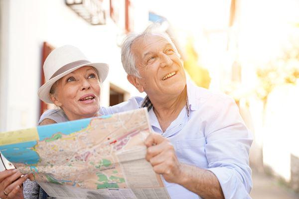 Senioren Cadeau opa en oma