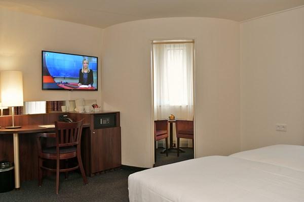 Hotelkamer Hotel L' Empereur