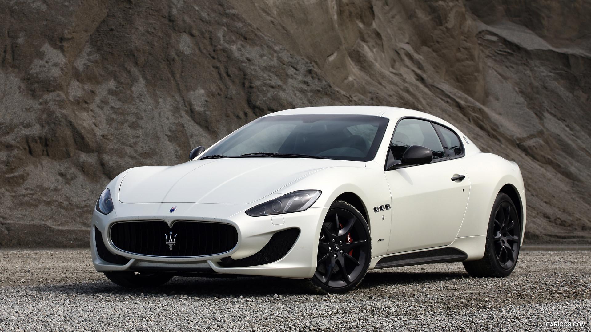 Ervaar de Maserati GranTurismo!