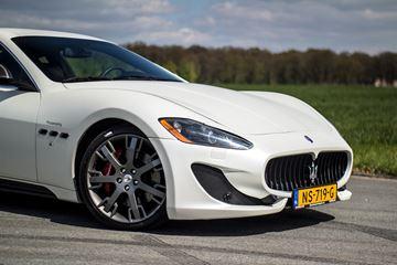 Zelf een Maserati besturen