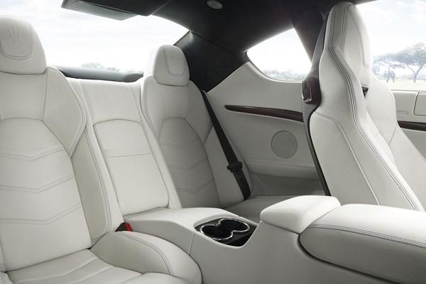 Interieur Maserati GranTurismo
