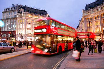 Shoppen Londen