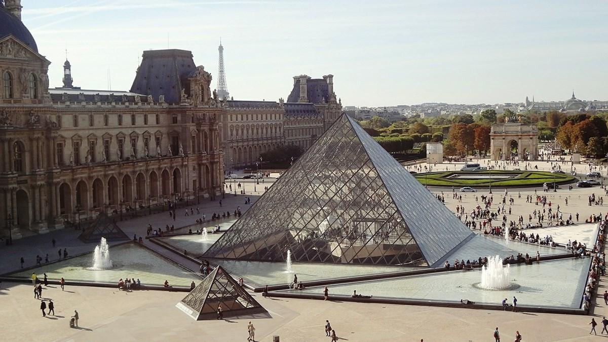 Impressie van 'Bonjour... een dagje Parijs!'