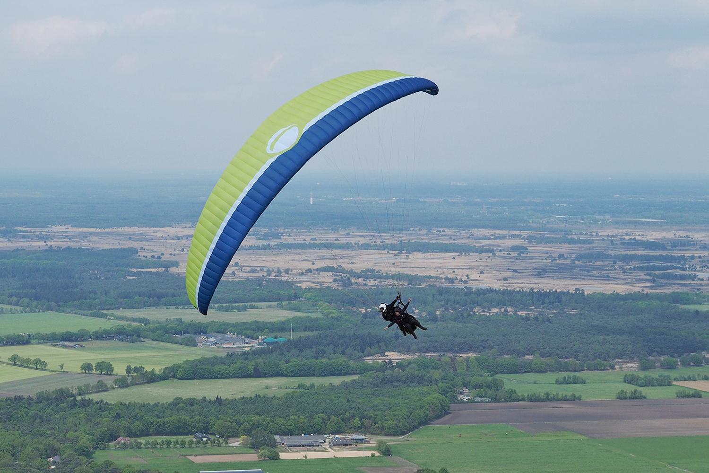 Paragliding Tandemvlucht!
