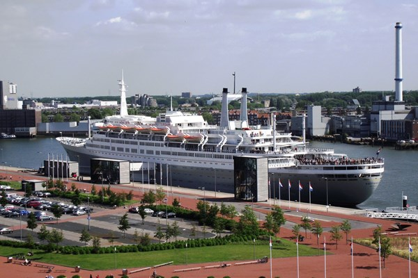 Dagje uit Rotterdam