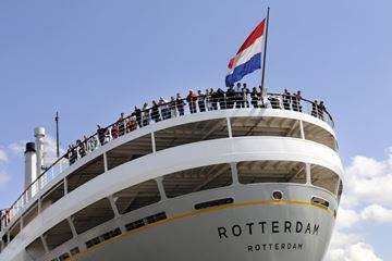 ss Rotterdam bezoeken