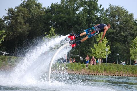 Flyboarden H2Flow