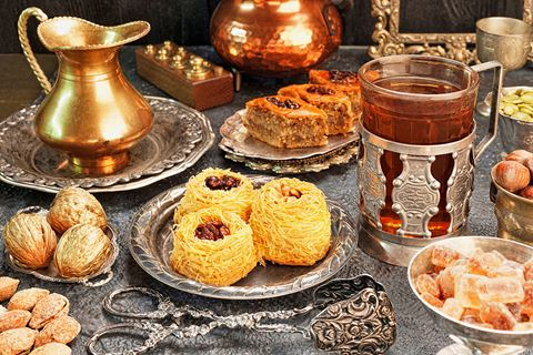 Arabische high tea