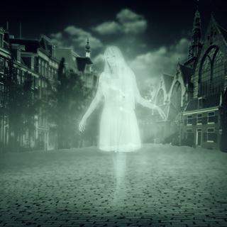 Spookwandeling Amsterdam