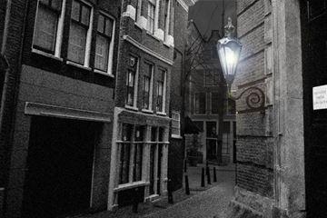 Oude binnenstad Amsterdam