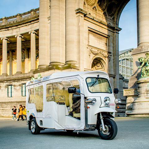 tuktuk brussel
