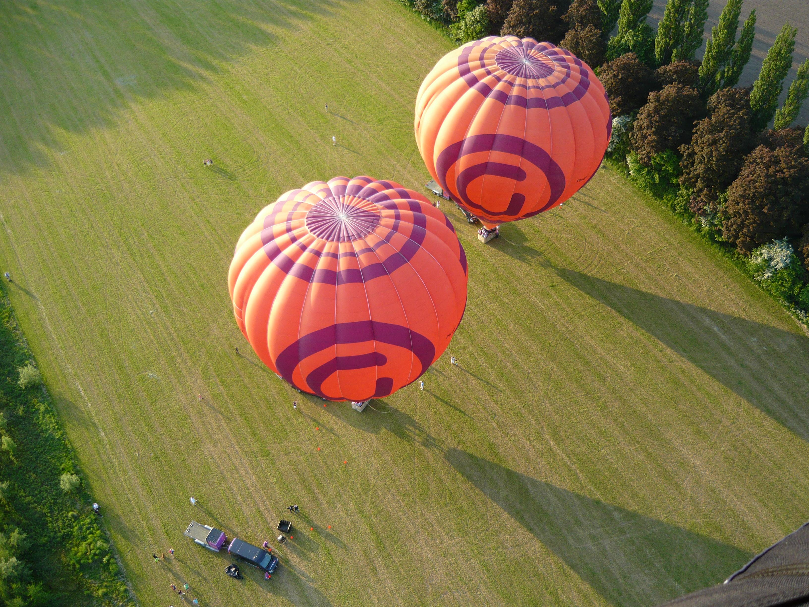 Ballonvaren... een unieke belevenis!