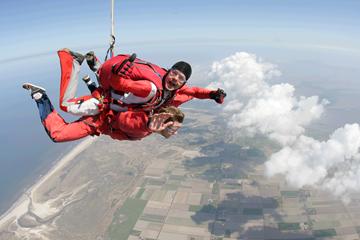 Parachutespringen Zeeland