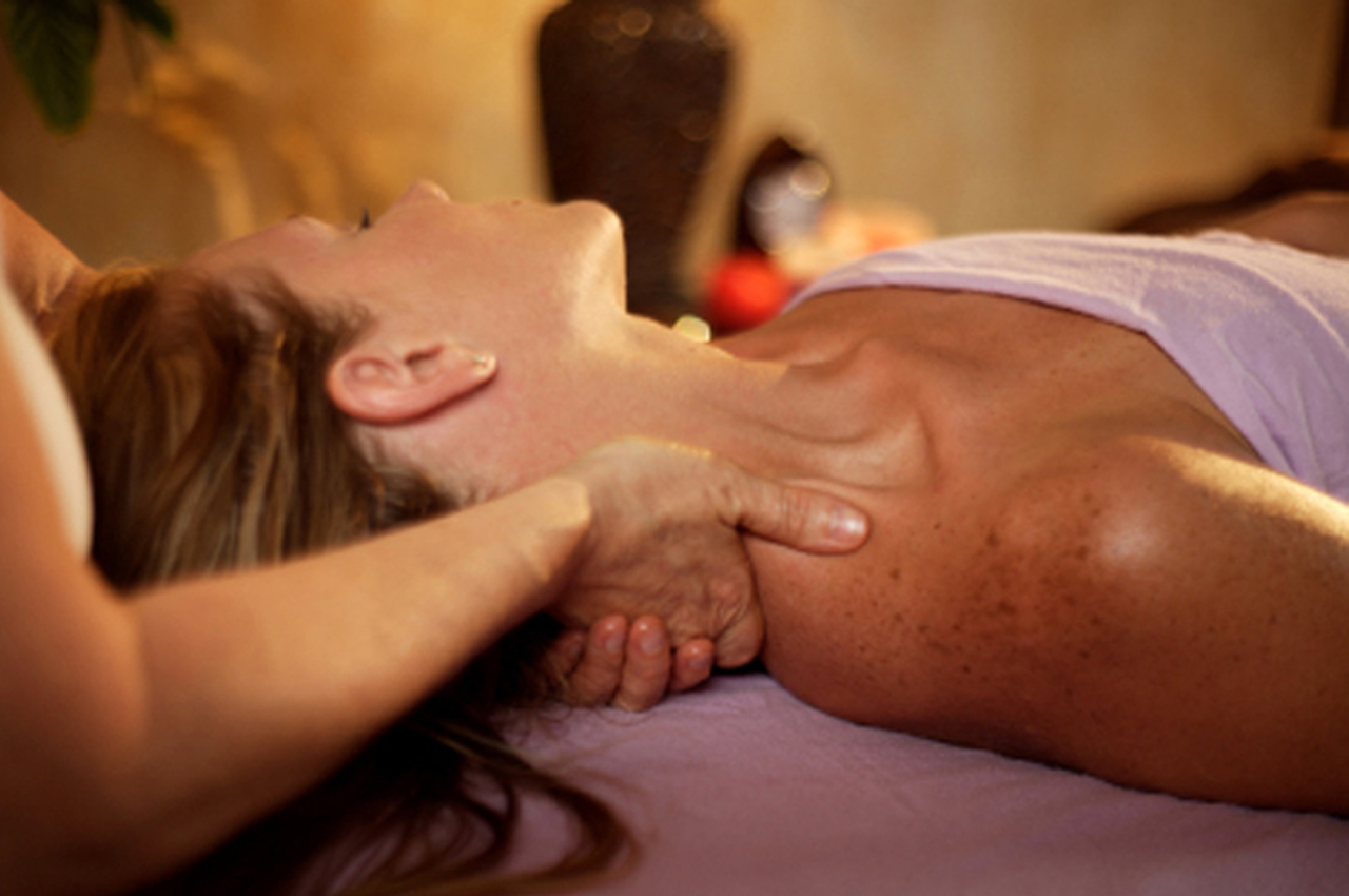 Romantische privéworkshop: Massage voor partners!