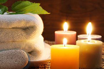 Romantische massage