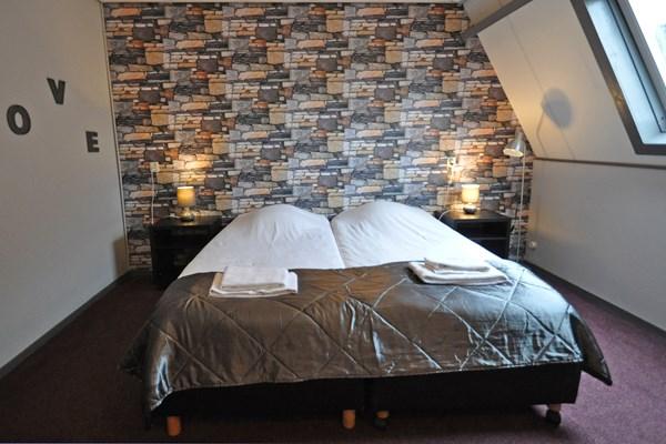 Hotelkamer Waddenweelde