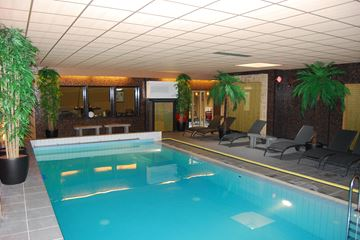 Zwembad badhuis