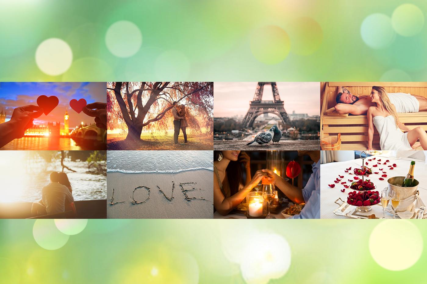 Romantische belevenis naar keuze!