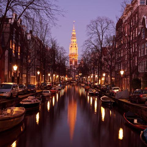 Avondrondvaart met diner door Amsterdam