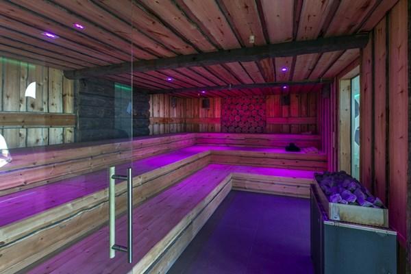 Hoogste sauna