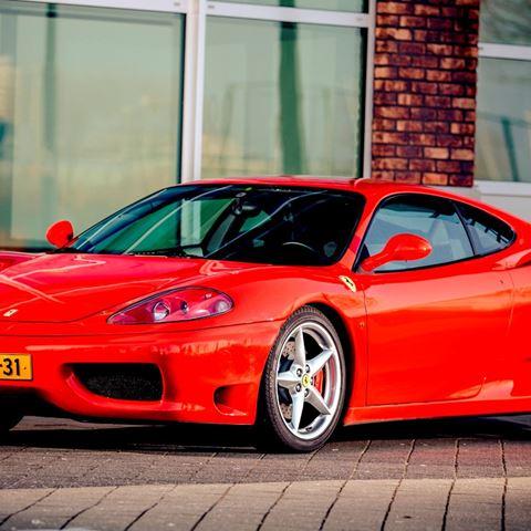 Ferrari Modena 360 voorkant