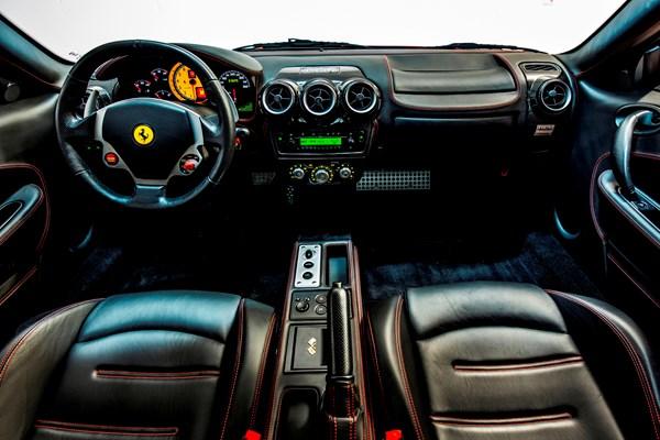 Interieur Ferrari Modena 360
