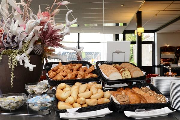 Ontbijtbuffet Hotel Brabant