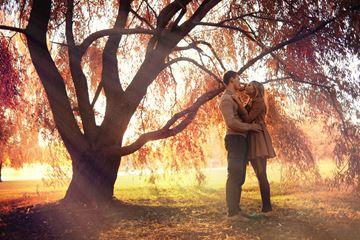 Romantisch koppel