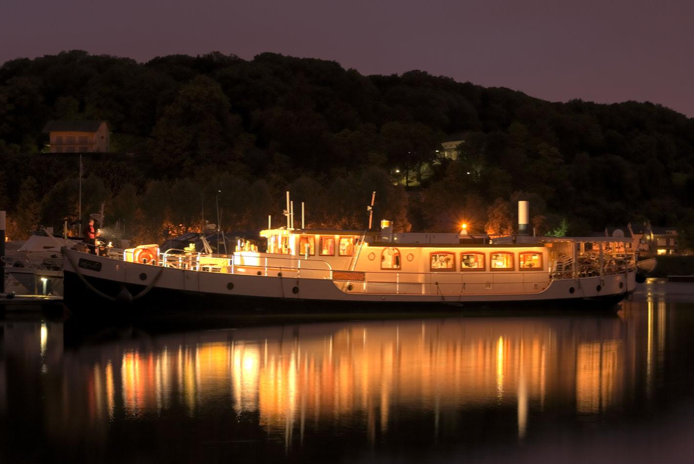 Overnacht op een yacht!