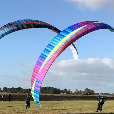 Paragliding Eurofly