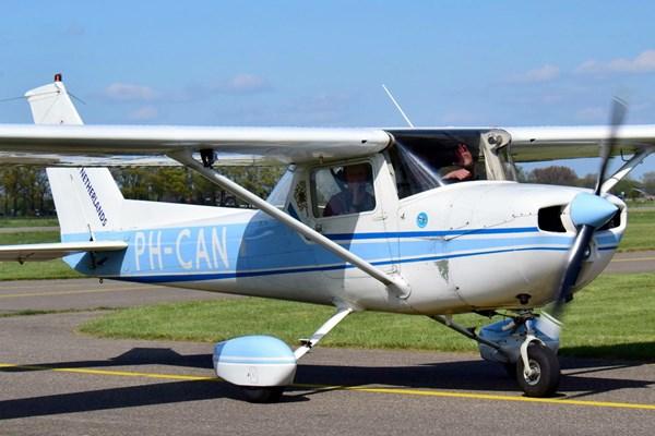 Zelf vliegtuig vliegen
