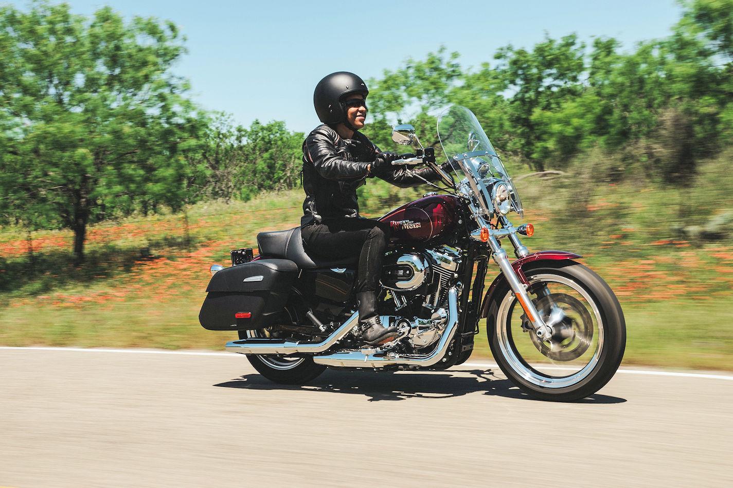 Een Harley-Davidson voor 1 dag!