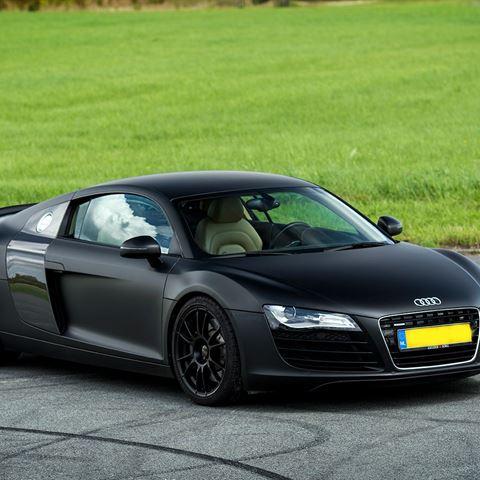 V.I.P. Audi arrangement