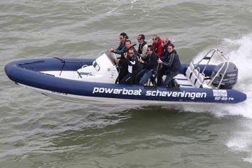Varen powerboat Scheveningen