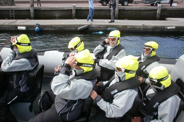 Powerboat instructie