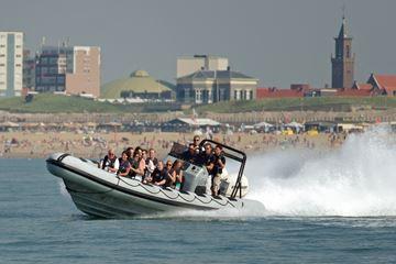 Powerboat varen Scheveningen
