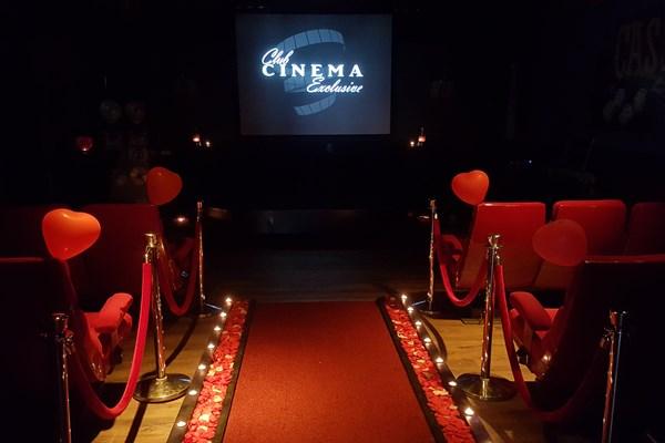 Prive bioscoop amsterdam