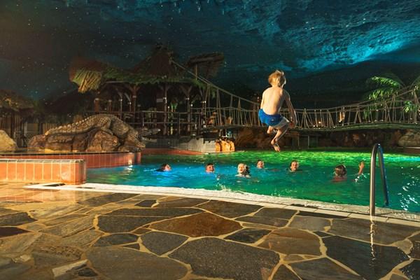 Zwembad Preston Palace