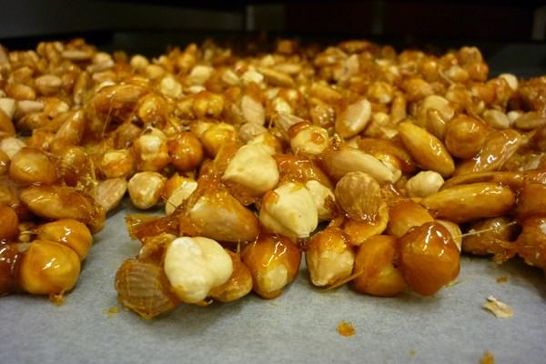 Caramel noten