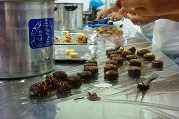 chocolade bonbons maken