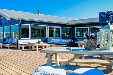 Beachclub Wijk aan Zee