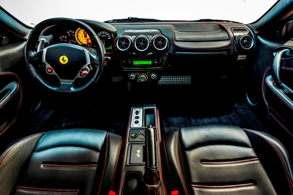 Interieur Ferrari F430