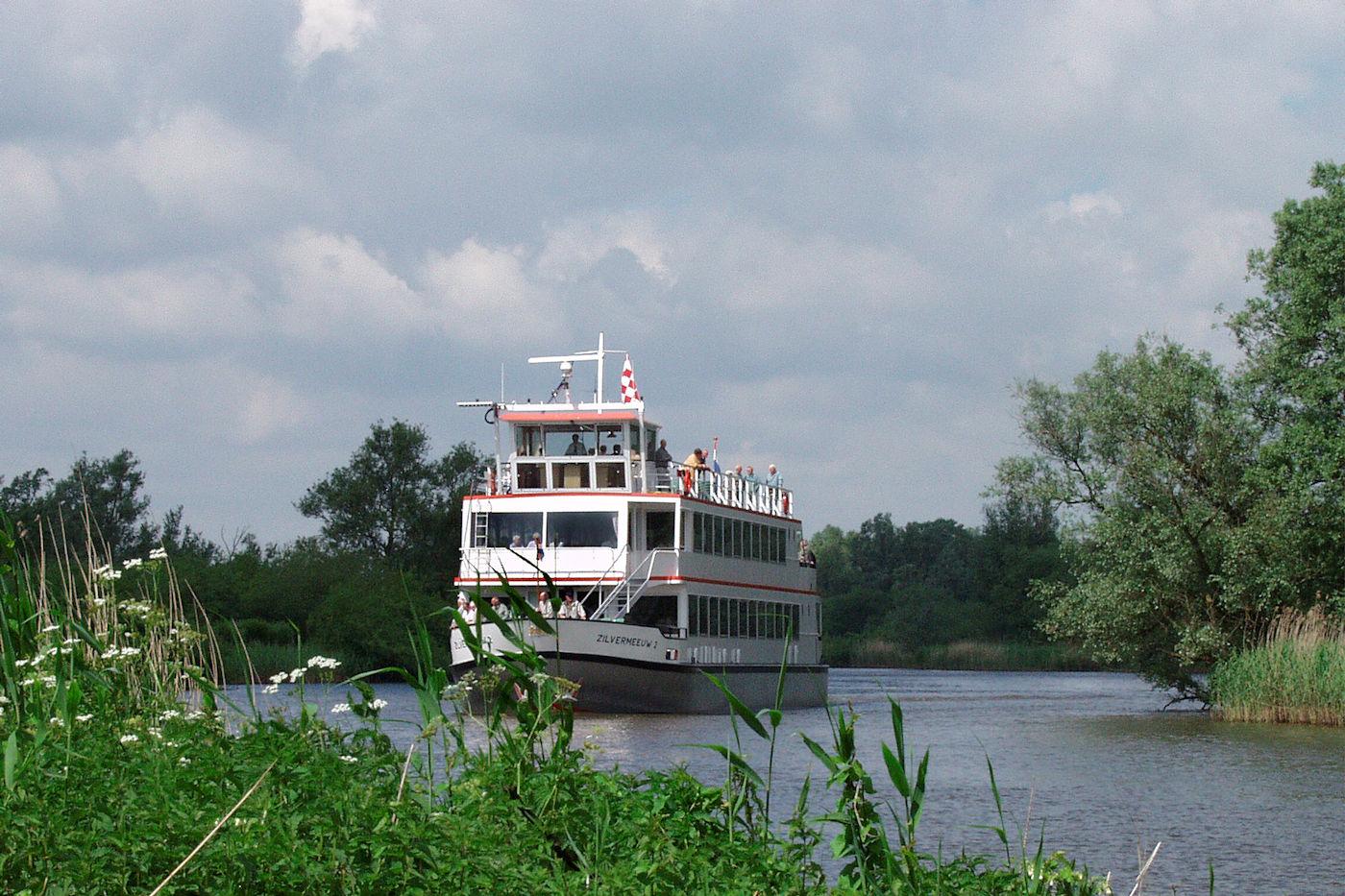 Rondvaart door de Biesbosch!