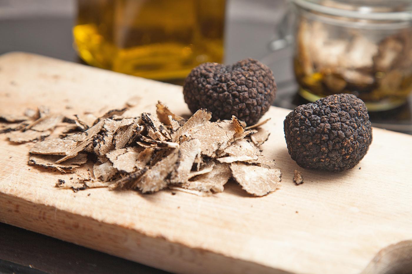 Ontdek de wereld van truffel!