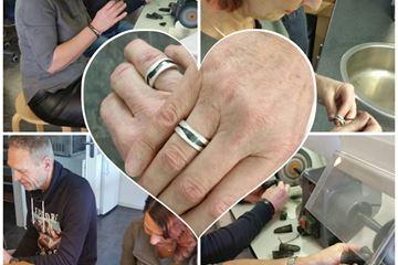 Ringen maken proces