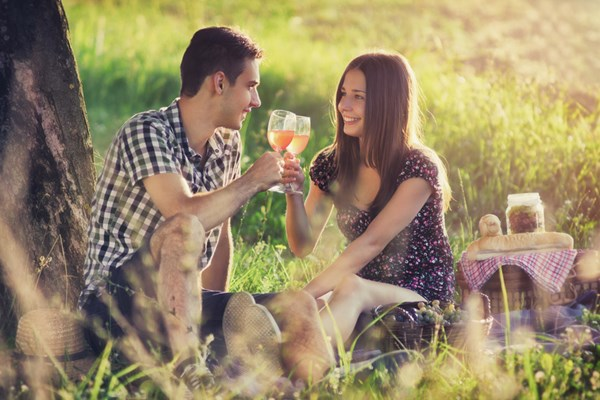 Picknick samen